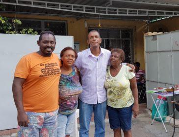A colorida aquarela da família Silas de Oliveira