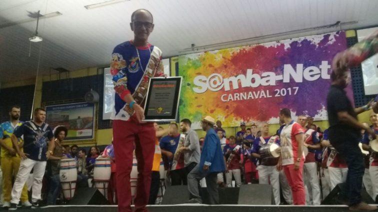 Premiados do Samba-Net falam de seus planos para o Carnaval 2018