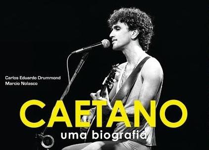 Compositor da Imperatriz lança biografia de Caetano Veloso