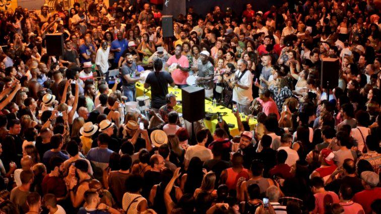 Samba do Trabalhador comemora 12 anos nesta segunda-feira