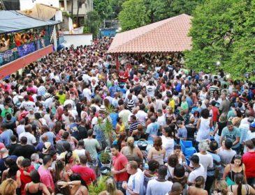 A caramboleira do samba