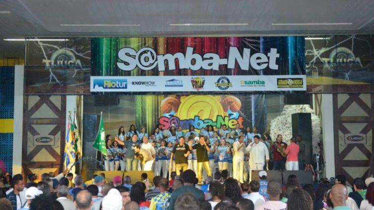 Festa do S@mba-Net será neste sábado