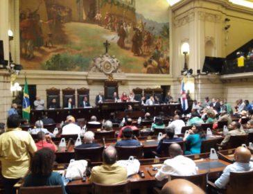 Vereadores divulgam carta a Crivella pedindo a revisão do corte na subvenção