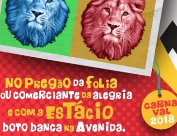 Leia a sinopse da Estácio de Sá para o Carnaval 2018