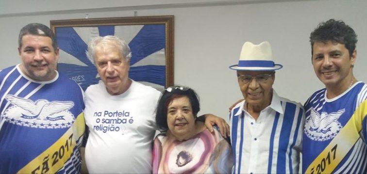 Portela divulga ideia central de seu enredo para 2018