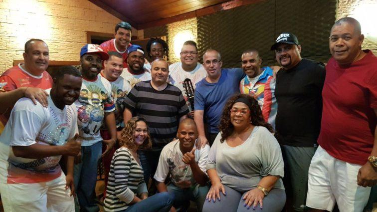 Inocentes lança gravação extra-oficial de seu samba