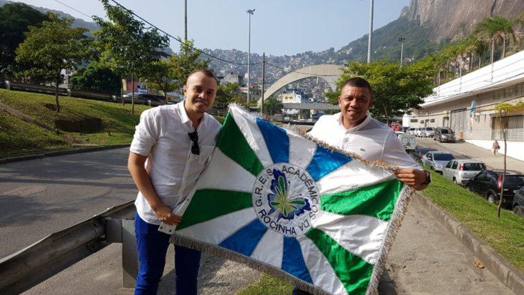Marcus Ferreira é o novo carnavalesco da Rocinha