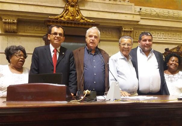 Portelenses têm noite de emoção na Câmara Municipal