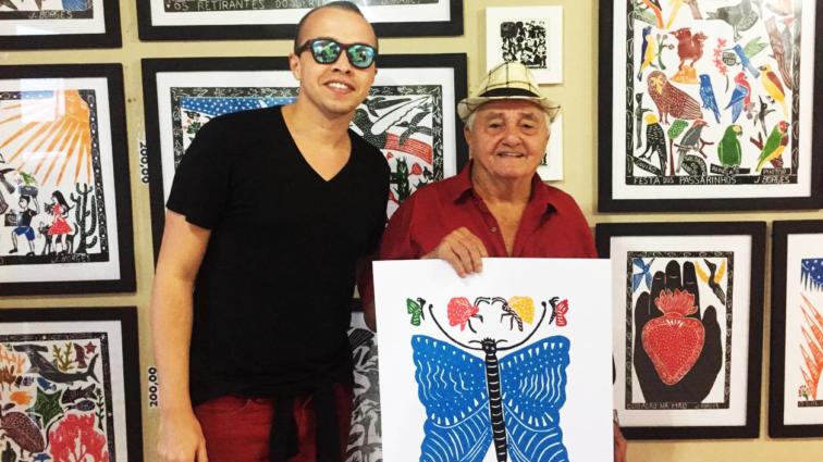 Enredo da Rocinha para 2018 homenageará a xilogravura