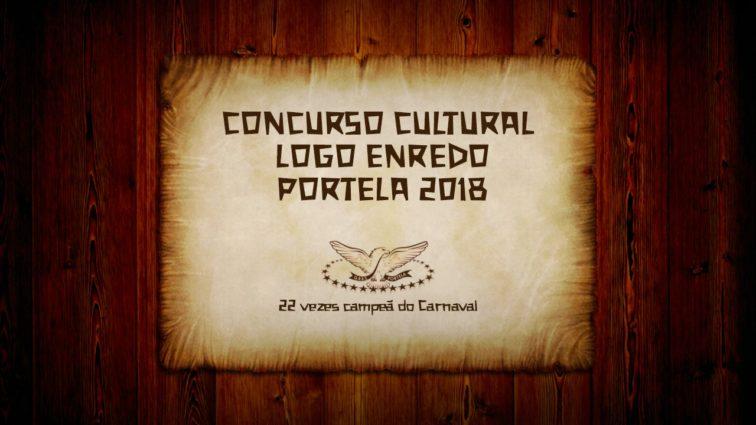 Concurso cultural vai escolher logo do enredo da Portela
