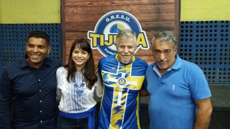 Semifinal da Unidos da Tijuca terá quatro sambas