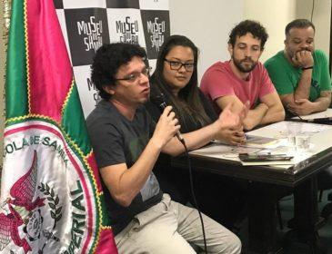 Lins promove, no sábado, tira-dúvidas do enredo no Museu do Samba