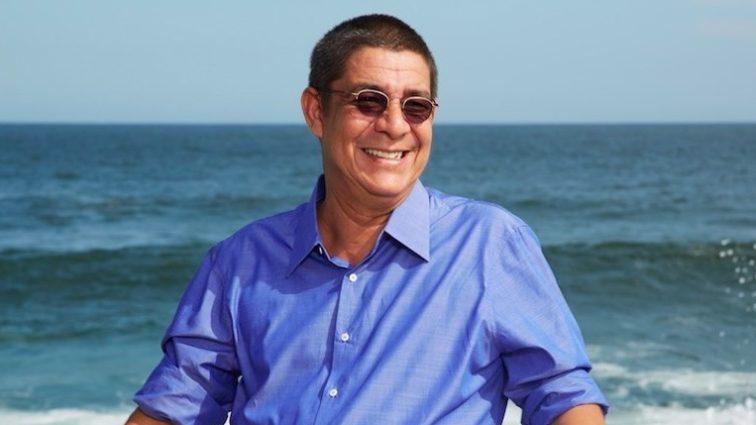 Zeca Pagodinho tem alta hospitalar