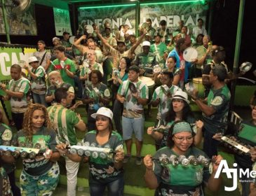 Império da Tijuca define sambas finalistas