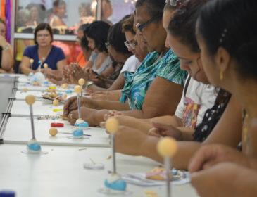 Projeto oferecerá 10 mil vagas gratuitas em oficinas de artesanato na quadra do Império Serrano
