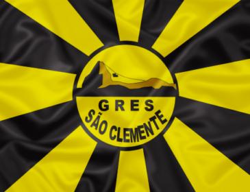 São Clemente 2018 – Samba da parceria de Paulo Shell