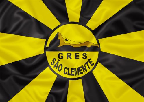 São Clemente 2018 – Samba da parceria de Rodrigo Índio
