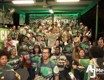 Império da Tijuca realiza eliminatória no domingo e semifinal na próxima terça-feira