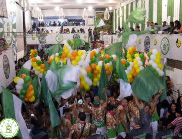 Cubango define sambas para a final de sábado