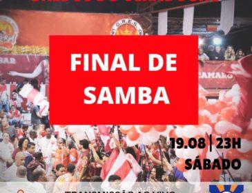 Neste sábado, tem Final da Viradouro AO VIVO!