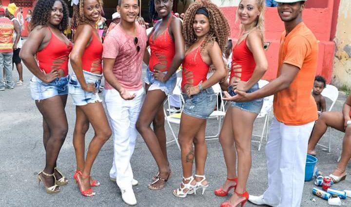 Unidos de lucas oferece oficina para passistas r dio arquibancada o melhor do carnaval - Enredos de oficina ...
