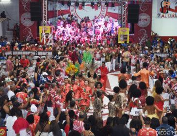 UPM tem disputa de sambas-enredo e show de Dilsinho neste fim de semana