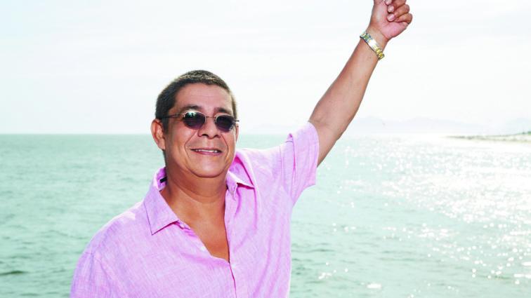 Zeca Pagodinho fará roda de samba no Jockey Club