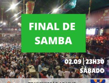 Neste sábado tem final da Grande Rio AO VIVO