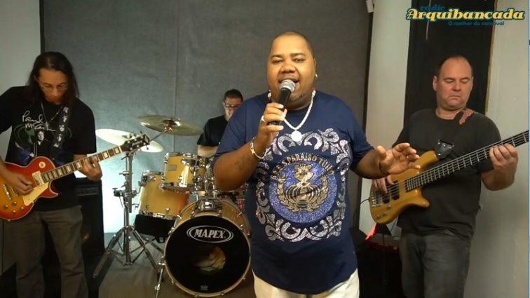 Igor Vianna no terceiro clipe do Rock de Bamba