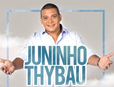 Juninho Thybau lança EP em plataformas digitais