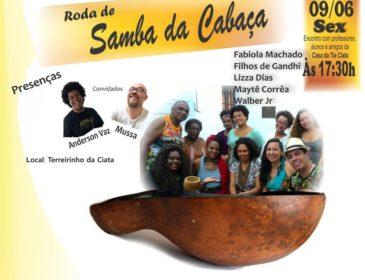 Sexta tem Roda de Samba da Cabaça no Calouste Gulbenkian