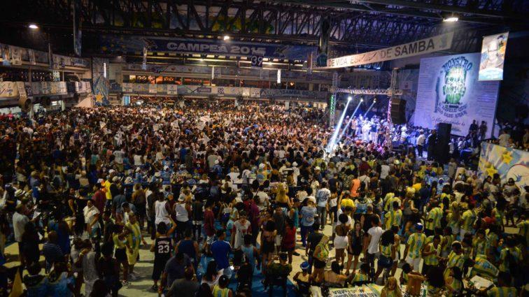 Beija-Flor define sambas finalistas neste feriado
