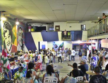 Semifinal de samba-enredo agita quadra da Mocidade Unida do Santa Marta neste domingo