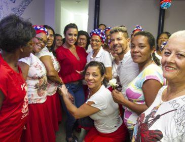 União da Ilha faz festa de baianas no domingo