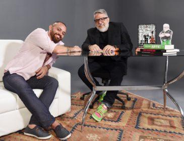 Talk show de Mauro Quintaes estreia nova temporada nesta quinta