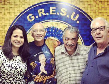 Renato Vieira é o novo coreógrafo da Tijuca