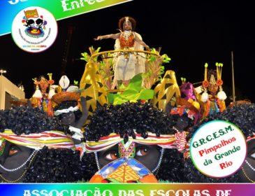 Aesm-Rio promove lançamento do CD dos sambas de enredo das escolas mirins