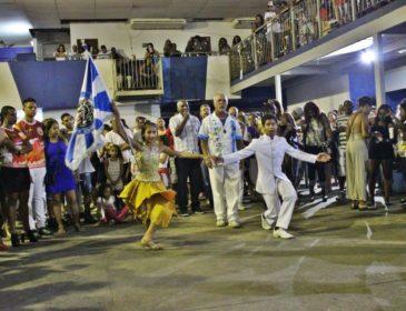 Mocidade do Santa Marta recebe Curicica neste domingo e apresenta equipe