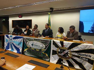 Frente Parlamentar do Carnaval é instalada no Congresso Nacional