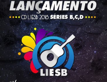 LIESB lançará CD das séries B, C e D no domingo