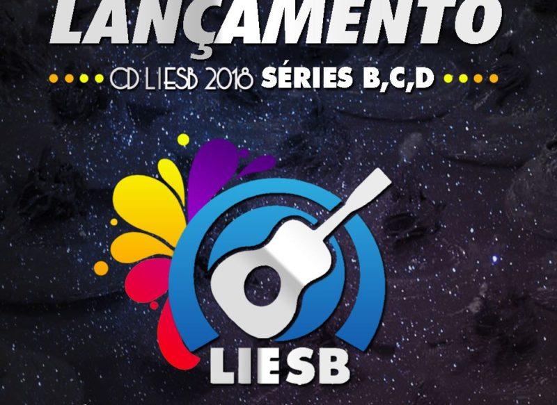 LIESB lançará CD das séries B, C e D no domingo