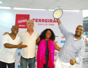 Secretaria Municipal de Cultura apresenta programação de carnaval do Terreirão do Samba