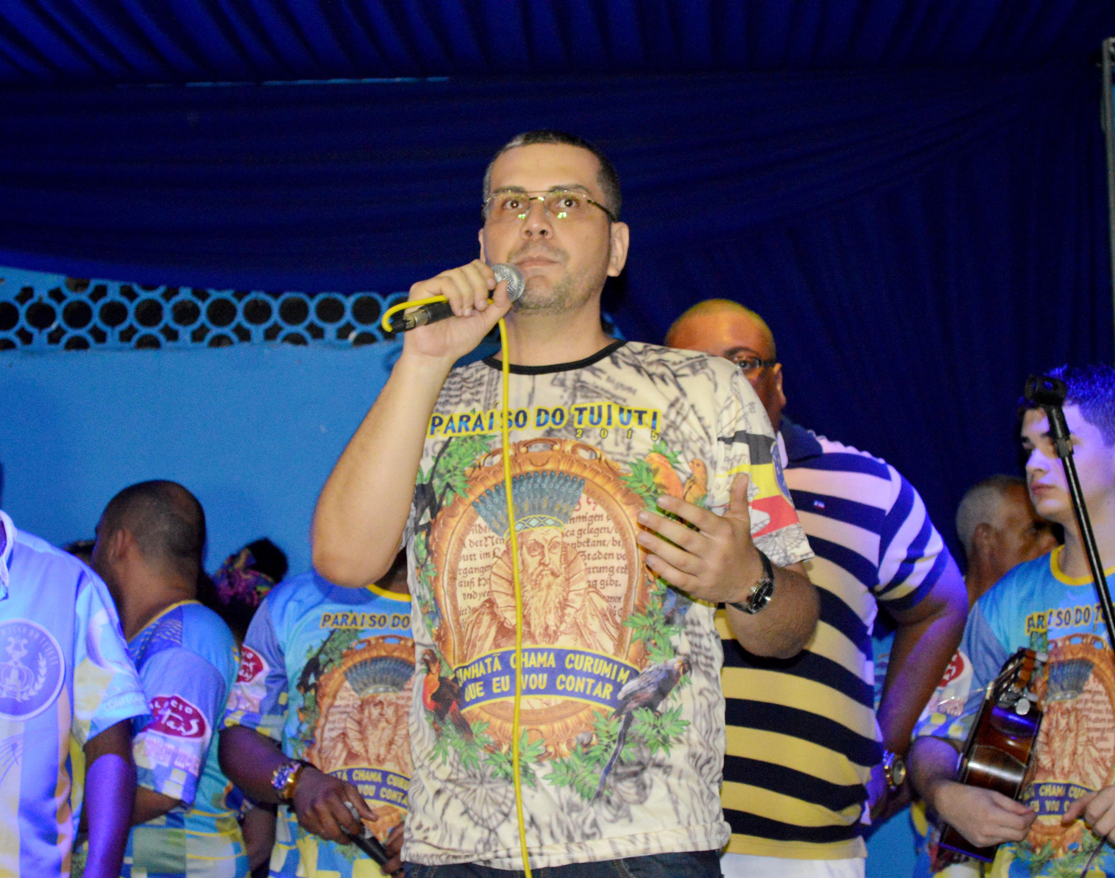 """Jack Vasconcelos: """"Acredito no poder de conscientização de um desfile de escola de samba"""""""