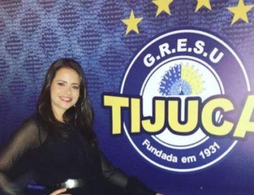 "Annik Salmon: ""a Tijuca está mordida"""
